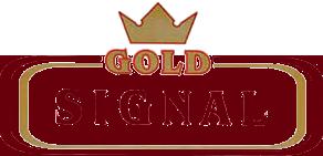 logo gold signal